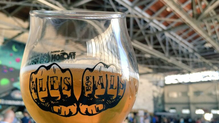 Good Brew, Better Cause: Faction's Ales for ALS