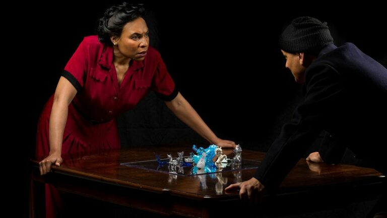 The Glass Menagerie at California Shakespeare Theater
