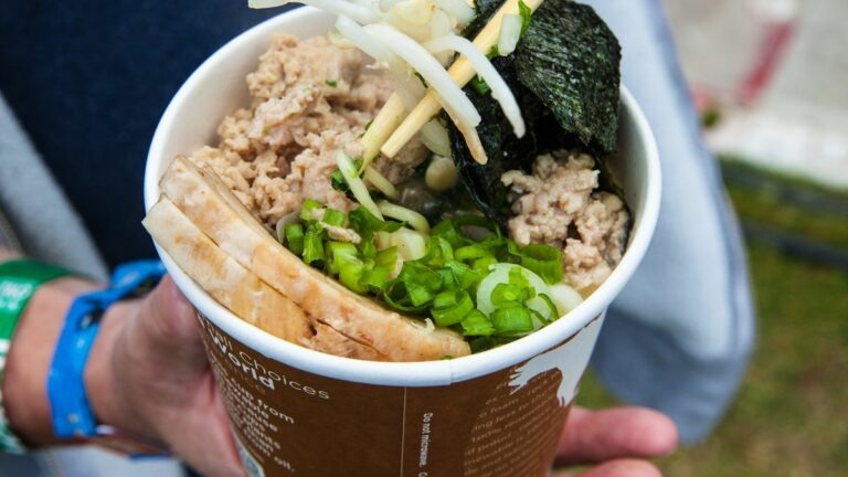 How to Eat and Drink the East Bay at Outside Lands
