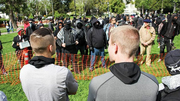 Are Police Taking the Violent White Supremacist Gang Threat Seriously?