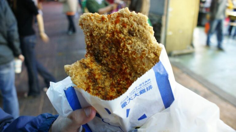 Shihlin Taiwan Street Snacks to Open in Berkeley with Giant Slabs of Fried Chicken