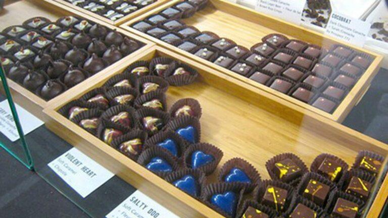 East Bay Chocolatiers Rule