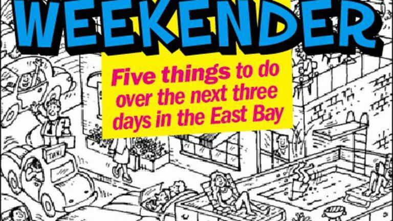 Weekender: This Weekend's Top Five Events