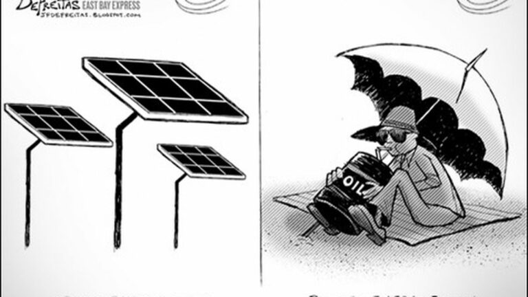 A Tale of Two Energy Policies