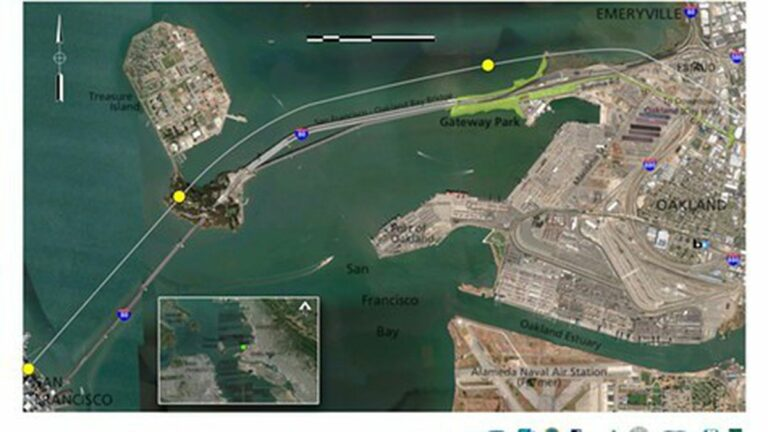 Big New Park Planned for Oakland Waterfront