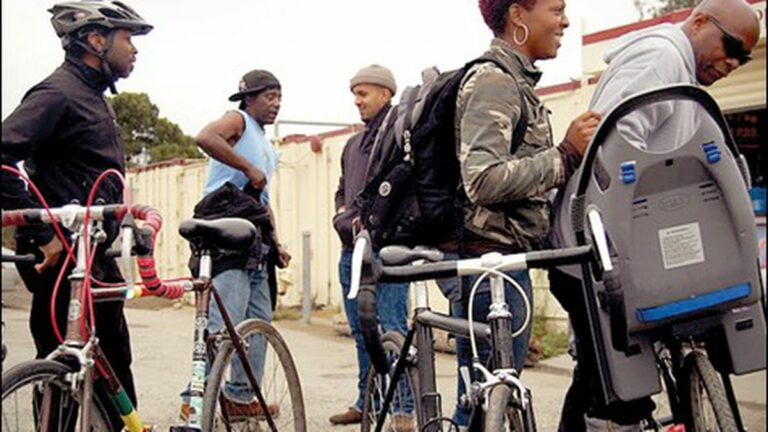 Collective Bike Rides Gaining Traction