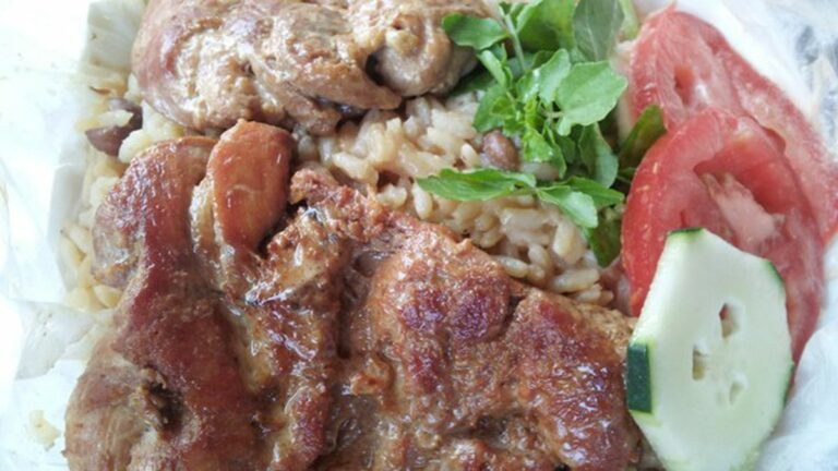 Daniel's Caribbean Kitchen Serves Awesome Rotis in West Berkeley