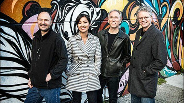 Kronos Quartet's Bulletproof Music