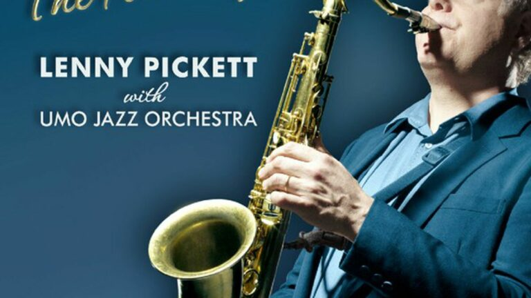 Lenny Pickett with  the UMO Jazz Orchestra