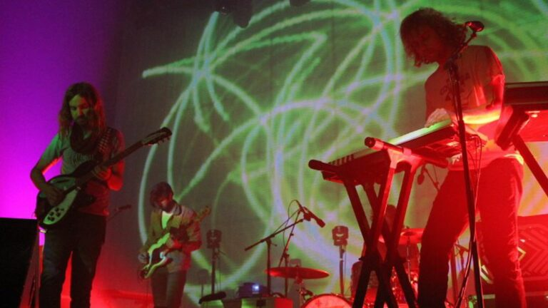 Live Review: Tame Impala's Surgical Psych at The Fox