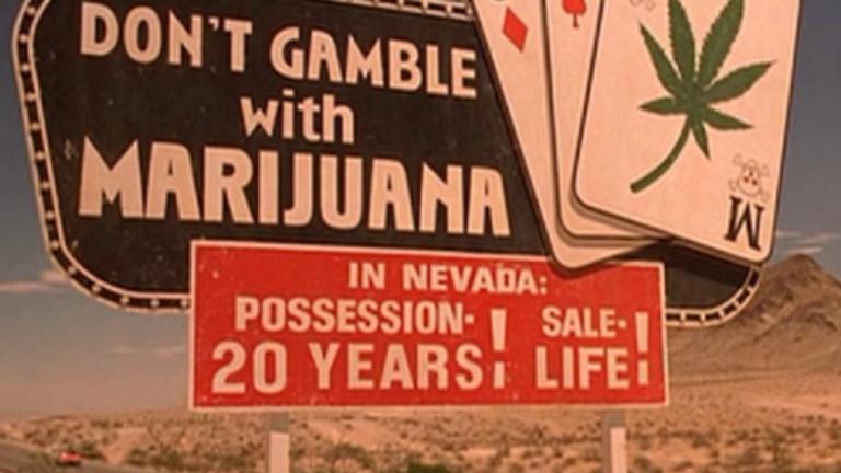Nevada Close to Allowing Medical Marijuana Dispensaries