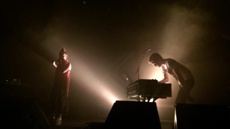 Live Review: Sylvan Esso's Sold-Out Victory Lap at The Fillmore