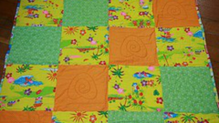 Sewing Quilts for a Stricken Japan