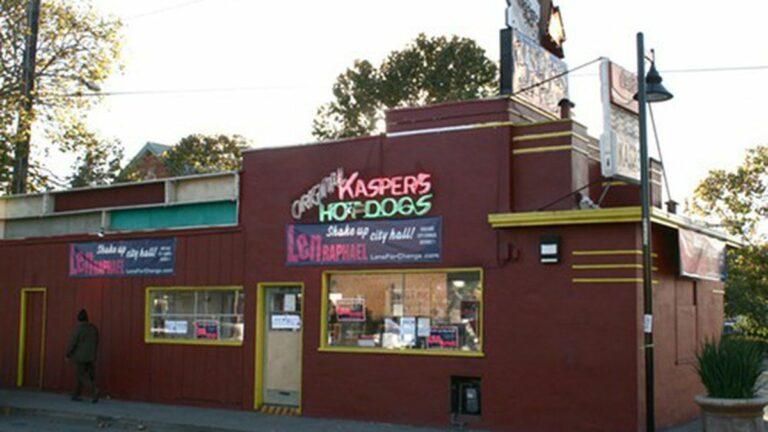 Original Kasper's Hot Dogs' (Brief) Revival