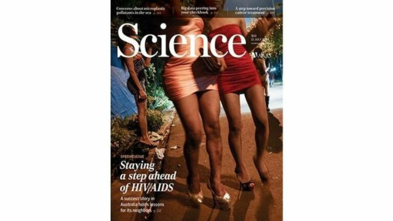 Science Magazine Apologizes to Congresswoman for Sexist Cover Image