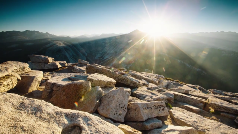 Stunning Video Time-Lapse of Yosemite National Park