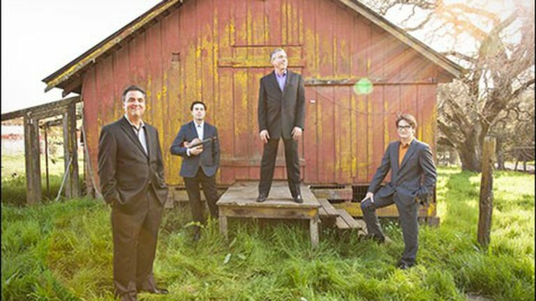 Turtle Island Quartet's Genre-Bending Sound Returns to Its Roots