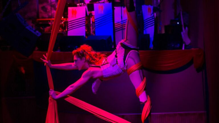The Soiled Dove Promises a Raunchy Good Time Under a Giant Tent