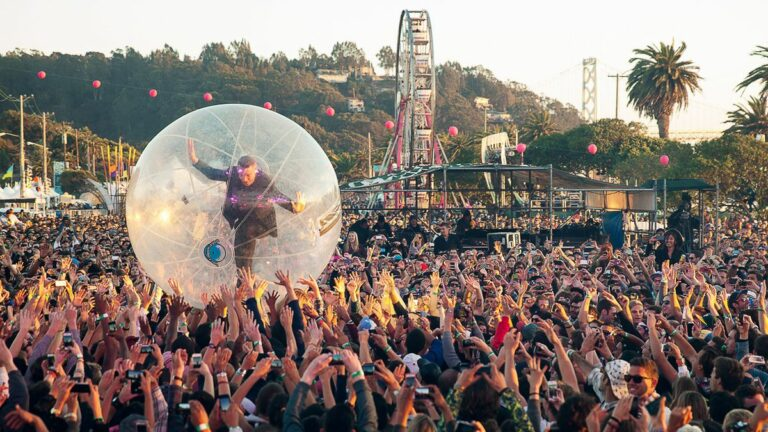 Treasure Island Music Festival Returns — But This Time to Oakland