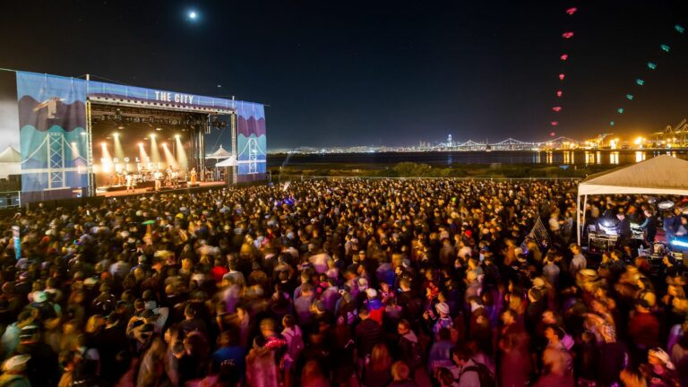 Treasure Island Music Festival's First Year in Oakland Runs Smoothly