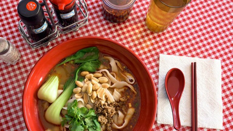 Huangcheng Noodle House and the $30,000 Chili Sauce