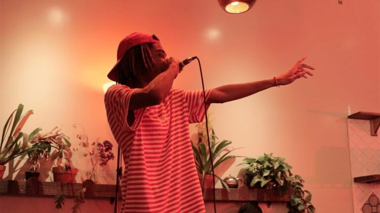 'The Red Room Project' Melds Virtual Reality with Hip-Hop
