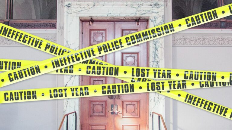 Oakland's Lost Year of Police Accountability