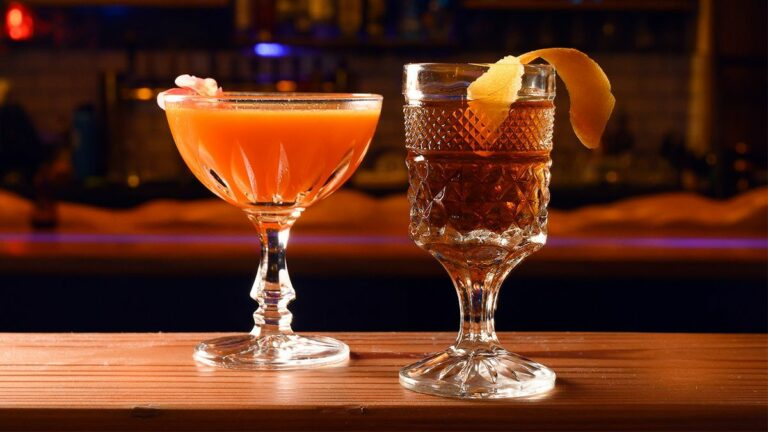 Unpretentious Cocktails