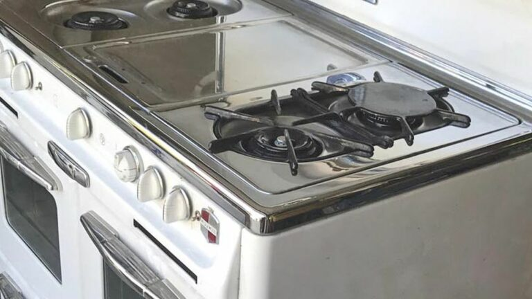 That Old Gas Stove Is Not Your Friend