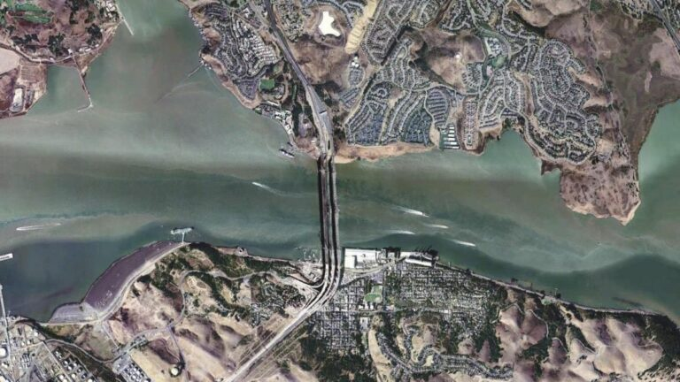 Dredging the Carquinez to Accommodate Oil