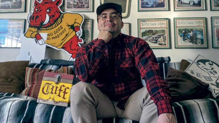 Record Collector Helps Keep Lowrider Soul Alive in the Bay Area