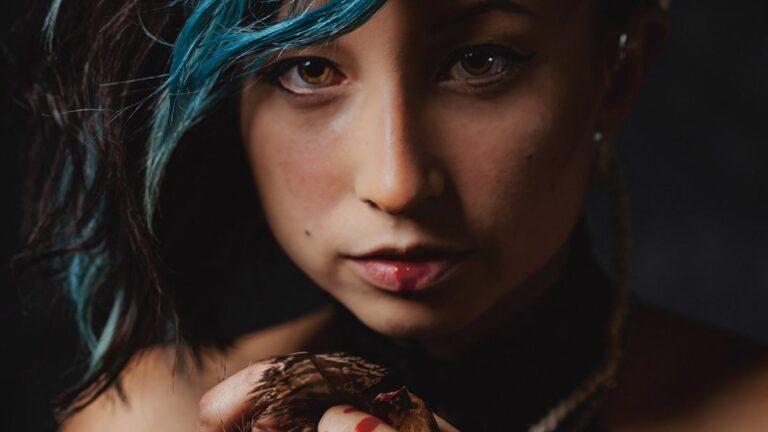 The Ravenous Creativity of Marica Petrey's Girl Swallows Nightingale