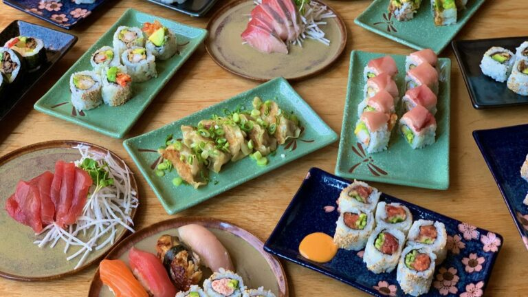 Kyle Itani Debuts Takeout-Only Sushi Concept in Uptown