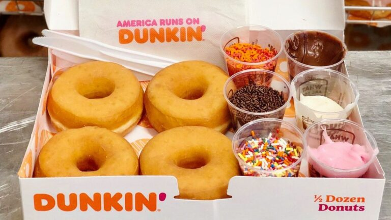 Concord Dunkin' Worker Inspires Nationwide DIY Donut Kits