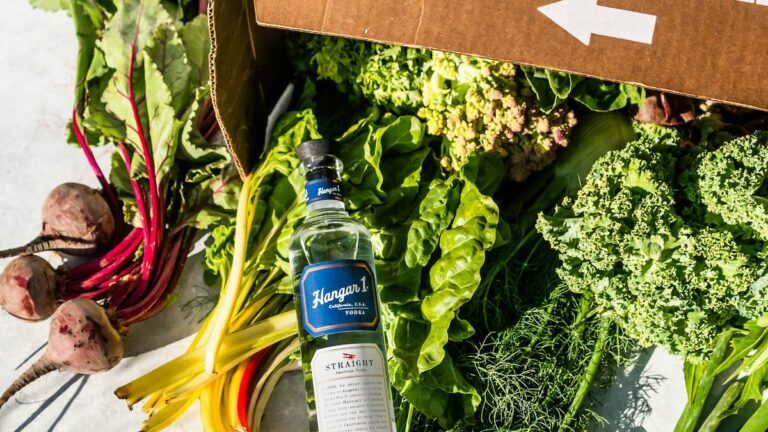 Hangar 1 Vodka Fuels Free-Food-For-Unemployed-Workers Program