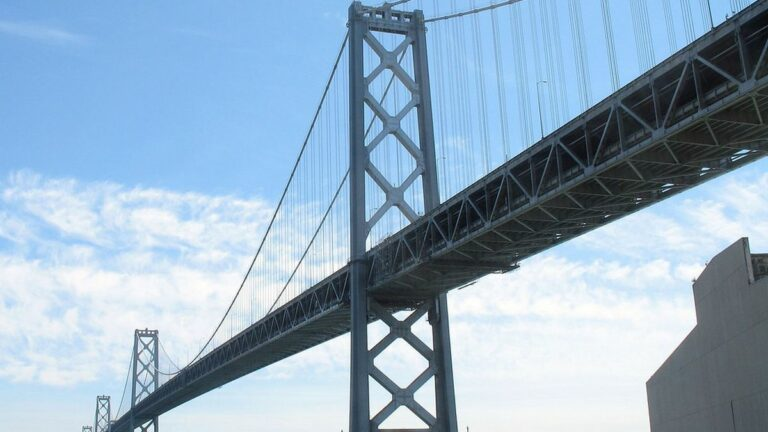 Bay Bridge Steel Available to Artists For Free