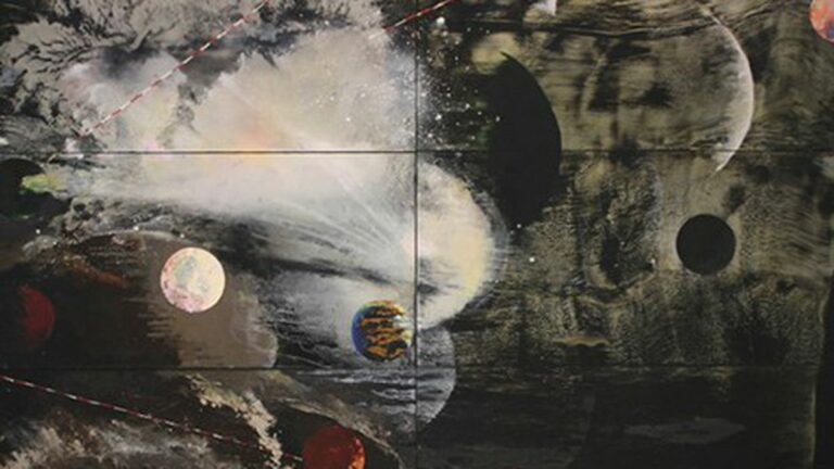 An Affinity for the Boundless: Vessel Gallery's Cosmic Crush