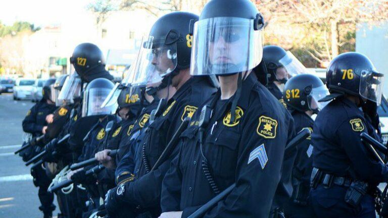 UC Berkeley Student Government Passes Resolution to Ban Urban Shield Trainings