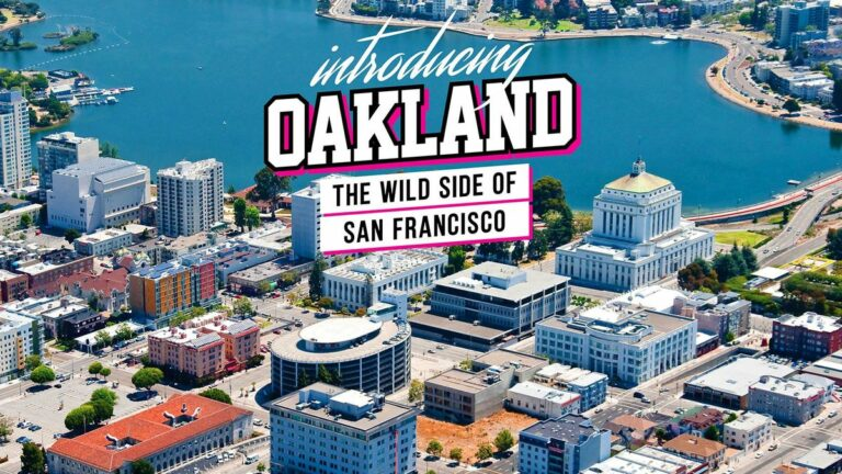 """Residents Speak Out After Travel Article Portrays Oakland as """"the Wild Side of San Francisco"""""""