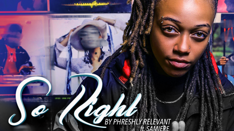 """Richmond Rapper Phreshly Relevant Discusses the Success of Her New Single, """"So Right,"""" and What's Next"""