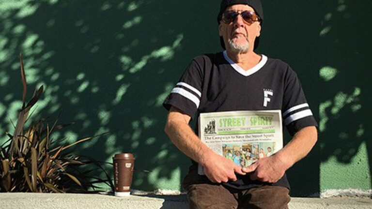 East Bay Homelessness Newspaper Street Spirit Loses Funding