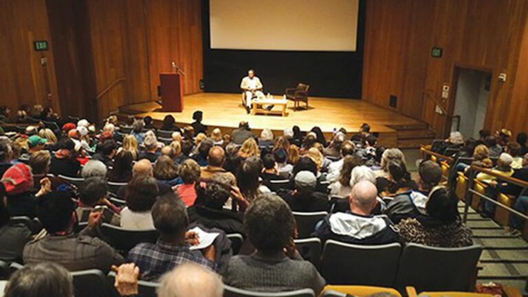 Bobby Seale Discusses A History Of Resistance At Oakland Museum of California