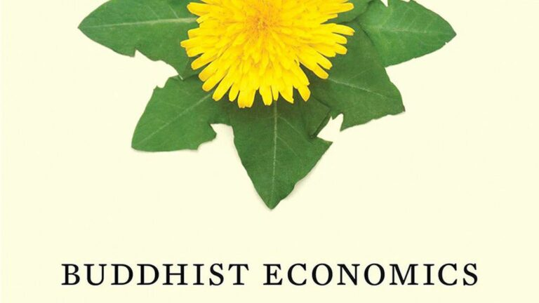 Clair Brown on Buddhist Economics at Diesel, A Bookstore in Oakland