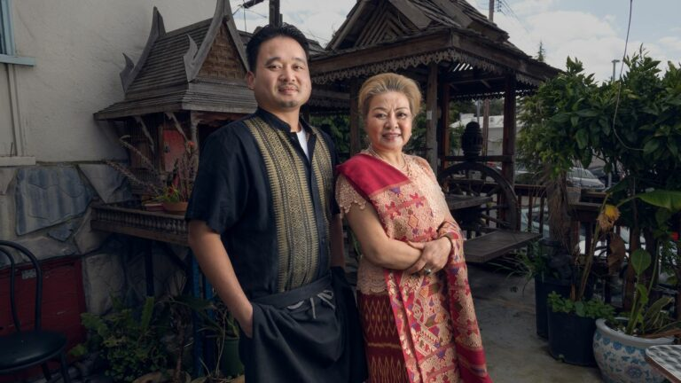 The East Bay's Lao Restaurant Community Embraces Its 'Lao-ness'