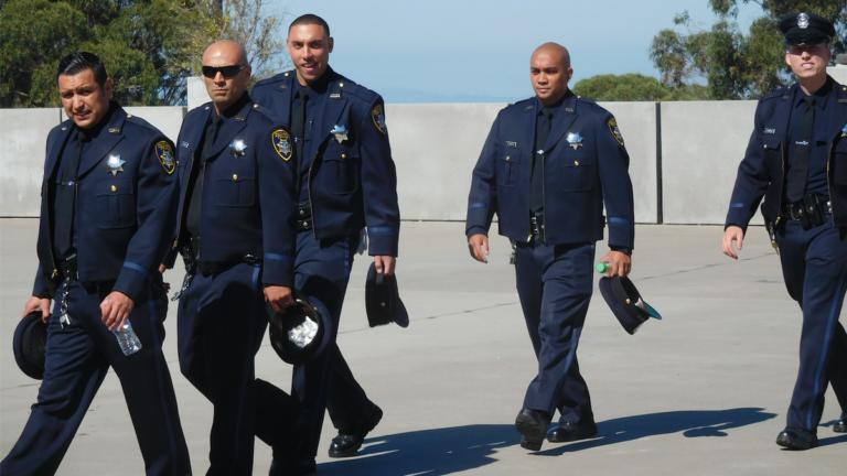 Oakland Police Hold Secret Ceremony Honoring Several Officers Accused of Mishandling Celeste Guap Sex-Crimes Investigation