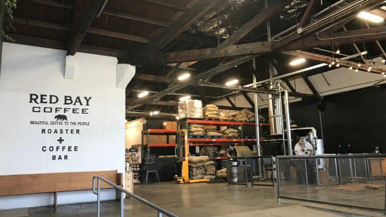 Red Bay Coffee Roastery & Bar Now Open in Oakland's Fruitvale