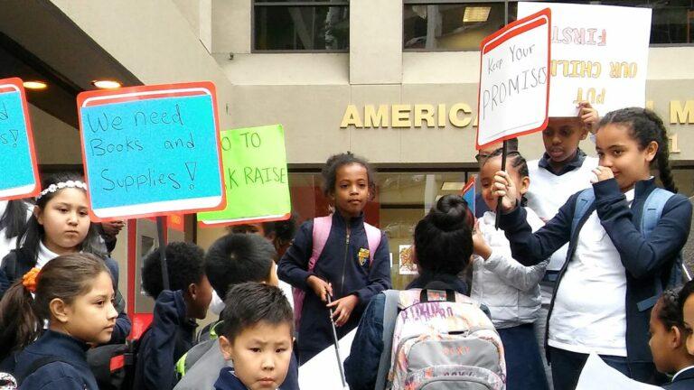 Turmoil Returns  for Charter Schools