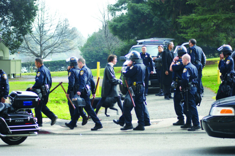 Cop Critics 'Overjoyed'