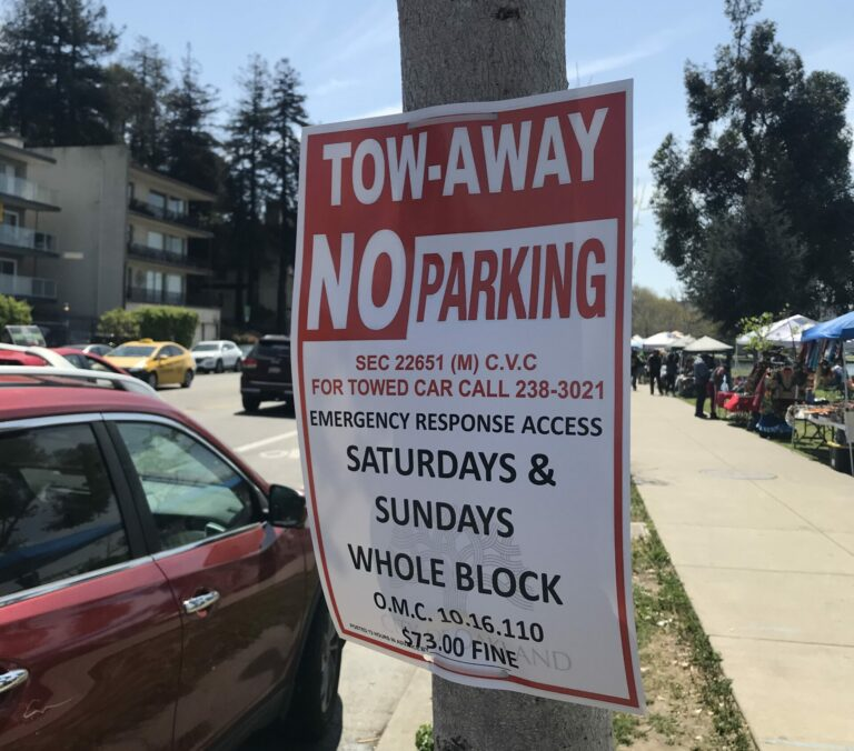New restrictions in effect at Lake Merritt