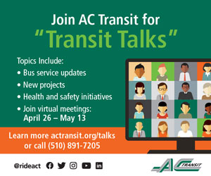 AC Transit talks, health and safety, bus service, oakland, east bay